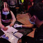 BNN Kaltim Razia THM di Berau, 11 Orang Positif Narkoba
