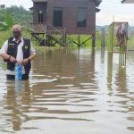 Sungai Karang Mumus Meluap, Lebih 500 Rumah Terendam Banjir