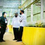 Presiden Tinjau Lokasi Pembangunan Pusat Perbenihan untuk Atasi Bencana Ekologis