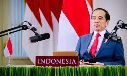 Presiden Jokowi Hadiri Pertemuan Virtual WEF Mengenai Indonesia