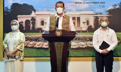 Ketua Satgas COVID-19: Kasus Aktif Indonesia Lebih Rendah Dari Dunia