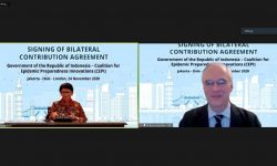 Indonesia Dukung Pengembangan Vaksin Global Melalui Kontribusi US$1 Juta ke CEPI