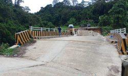 Jembatan Long Penjalin Ambelas, Pemdes Dorong Perusahaan Bantu Perbaikan