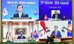 KTT ASEAN-Korea Selatan, Presiden Dorong Kerja Sama Tingkatkan Ketahanan Kesehatan