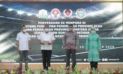 Jadi Tuan Rumah PON XXI 2024, Menpora Minta Aceh & Sumut Tingkatkan Sinergitas