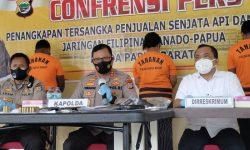Polri Tangkap 3 Penjual Senjata Api Ilegal Jaringan Asia