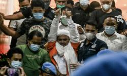 Rizieq Shihab Resmi Ditahan 20 Hari di Rutan Narkoba