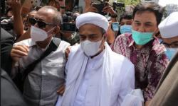 Rizieq Shihab Ditahan, Polri: Agar Tak Melarikan Diri