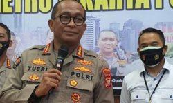 Polda Metro Jaya Terus Pantau Kondisi Kesehatan dan Makanan Rizieq Shihab