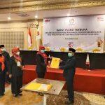 KPU Tetapkan Sri Juniarsih – Gamalis Sebagai Bupati dan Wakil Bupati Berau Terpilih