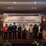 KPU Samarinda Tetapkan Andi Harun – Rusmadi Raih Suara Terbanyak
