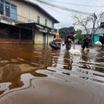 Tiga Hari Terendam, Bantuan Korban Banjir di Samarinda Masih Nihil