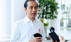 Presiden Jokowi: Saya Tidak Akan Melindungi yang Terlibat Korupsi