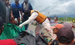 Nelayan yang Hilang di Perairan Kuala Samboja Ditemukan Meninggal
