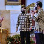 Presiden Harap Kehadiran Negara Berikan Semangat Bagi Korban Terorisme