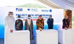 Indonesia Bakal Punya PLTS Terapung Pertama dan Terbesar di Asia Tenggara