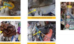 Indonesia Reekspor Kontainer Impor Limbah Bahan Berbahaya Beracun