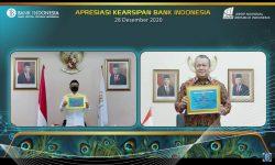 """Bank Indonesia Raih Akreditasi """"Sangat Baik"""" dari ANRI"""