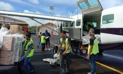 Kirim Logistik Pilkada ke Krayan, KPUD Nunukan Carter Pesawat
