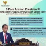 Tingkatkan Kualitas Garam Rakyat, Pemerintah Bangun 7 Washing Plant