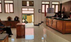 Tersandung Pidana Pemilu, Kades di Sebuku Dihukum Percobaan 6 Bulan