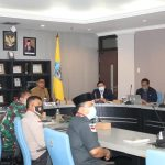 Monitoring Pilkada, Wakil Ketua Komite I DPD RI Bertemu Gubernur Kaltara