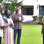 Presiden Jokowi Ajak Pelaku Usaha Mikro Kecil Jualan Secara Online