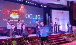 KPU Samarinda Target Partisipasi Pemilih Capai 77,5 Persen