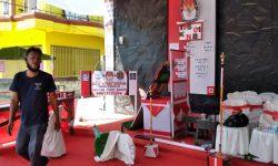 Di Nunukan, KPU Lombakan TPS Berstandar Protokol Kesehatan Covid-19