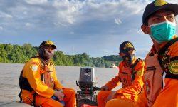 Hari Kedua Pencarian Wahyudi yang Tenggelam di Mahakam Masih Nihil