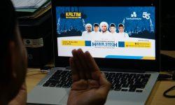 Jangan Lewatkan! Silaturahmi Virtual Bersama di Kaltim Bershalawat VIII Malam Ini