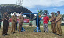 Satu-satunya, Sinyal 4G Telkomsel Tembus Desa Laman Baru di Kalimantan Tengah