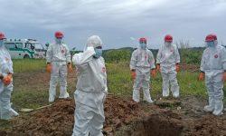 Kematian Akibat Corona Hampir Setiap Hari di Kalimantan Timur