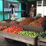 Samarinda Masuk PPKM Level 4, Pasar Rakyat yang Menjual Sembako Buka Seperti Biasa
