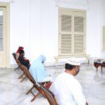Presiden Jokowi Ajak Masyarakat Ikuti Program Vaksinasi COVID-19