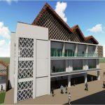 Dorong Ekonomi Daerah 3T, Pemerintah Bangun PLBN Terpadu Serasan di Natuna