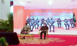 Jaksa Agung Laporkan Kinerja Kejaksaan Tahun 2020 ke Presiden Jokowi