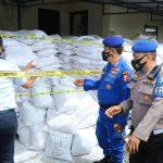 Polri Ungkap Kasus 16 Ton Bom Ikan