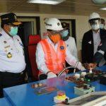 Dukung Program Tol Laut, Menhub Lepas Kapal Perintis Sabuk Nusantara 88