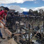 BPBD Nunukan: Korban Kebakaran RT 10 Pasar Inhutani Ditampung di Terminal