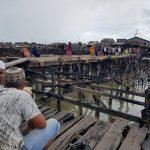 Polisi Amankan Andi Sudarmin Terkait Penganiayaan di Pasar Inhutani Nunukan