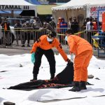 KN SAR Basudewa Evakuasi Body Part Sriwijaya Air SJ-182