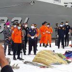Operasi SAR Sriwijaya SJ-182: Tinggal Pengangkatan Black Box, Serpihan Pesawat dan Body Part