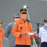 Cuaca Buruk, Tim Penyelam Operasi SAR Sriwijaya Air Standby