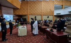 Lantik Dua Anggota DPRD Nunukan, Leppa Ingatkan Tupoksi Dewan