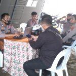Pos TNI – Polri Nunukan Terima 27 Laporan Kehilangan Dari Korban Kebakaran