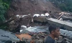 Banjir dan Longsor di Manado, 5 Orang Meninggal