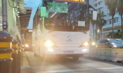 Bus Listrik INKA diuji 3 bulan di Jakarta