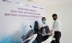 Uji Coba Pemanfaatan Electric Vehicle di Lokasi Wisata