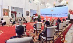 Presiden Jokowi Luncurkan Tiga Program Bantuan Tunai Buat 34 Provinsi